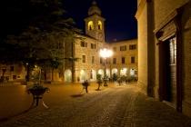 Belforte del Chienti - Piazza