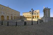 Treia - Piazza