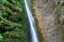 Ussita - La cascata